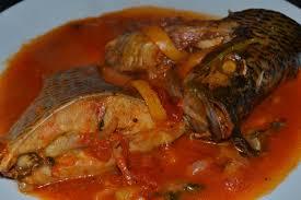 cuisine ivoirienne et africaine lanmoumou dessi sauce de poisson frais fresh fish soup cuisine