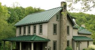 exterior house colors green roof google search cabin