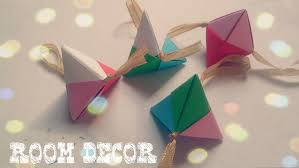origami easy origami ornament
