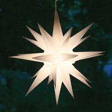 moravian star porch light north carolina christmas