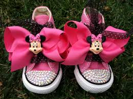 minnie mouse inspired shoes minnie mouse birthday