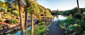rock garden auckland botanic gardens