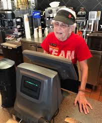 44 years old 94 year old woman has dedicated 44 years of her life to mcdonald u0027s