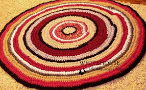 Round Woven Rugs Four Eleven Rox September 2015