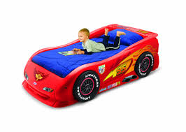 cars 2 lightning mcqueen sports car twin bed toys pinterest