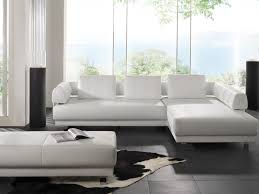 White Leather Sectional Sofa Sofa 10 Appealing Sofas Modern Black Leather Sectional Sofa