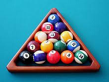 Types Of Pool Tables by Glossary Of Cue Sports Terms Wikipedia