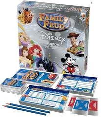 Home Design Game Questions by Holiday Vacation Fun With Disney Family Feud Signature Game