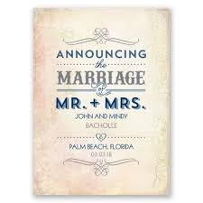wedding announcements 29 best wedding announcements images on wedding