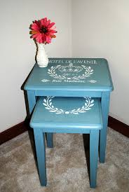 Refurbished End Tables by 33 Best Nesting Tables Images On Pinterest Nesting Tables