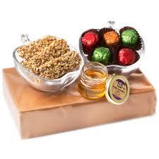 rosh hashanah gifts rosh hashanah glass apple dishes gift basket rosh hashanah gift