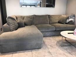 Corner Sofa Next Next Stratus Left Hand Chaise Sofa French Grey Ono In Liverpool