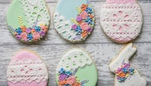 Decorate Easter Cookies Videos by Easy Easter Bunny Cookies Follow The Ruels