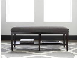 bench black bed bench hardwood frame in padded bench back