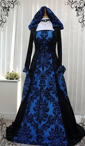 blue medieval dress oasis amor fashion