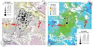 till geochemistry in west central manitoba interpretation of