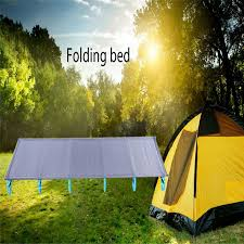 Folding Single Camping Bed Best 25 Camping Mats Ideas On Pinterest Camping Tricks Diy