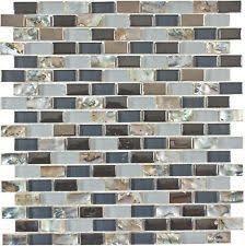 Blue Backsplash Tile by Best 25 Mother Of Pearl Backsplash Ideas On Pinterest Pearl