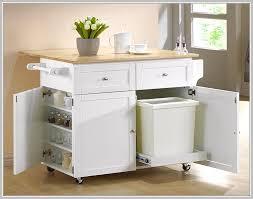 kitchen island trash kitchen island with trash bin home design ideas