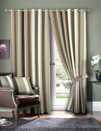 Green And Brown Curtains Green Living Room Curtains Thecreativescientist