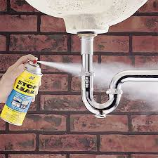 household stop leak set of 2 flexible spray hardens to a