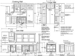 kitchen cabinet size chart kitchen cabinet designs drawings kitchen cabinets installation