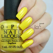 Yellow Swatches Opi Brazil Collection Review U0026 Swatches Lucy U0027s Stash