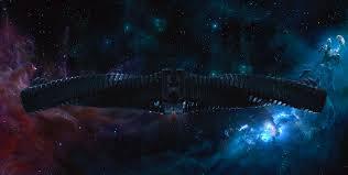 wallpaper galaxy marvel ronan s ship the dark aster from guardians of the galaxy desktop