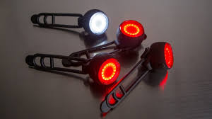 synchronized wireless bicycle lights arsenal cycling by