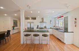 kitchen column ideas kitchen contemporary with open kitchen white
