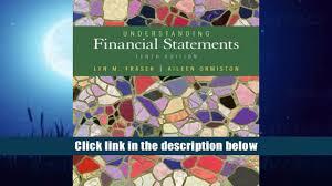 free download understanding financial statements lyn m fraser
