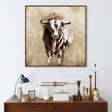 Home Decor Gifts Online Get Cheap Art Bulls Aliexpress Com Alibaba Group