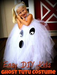 ghost costume kids ghost costume easy diy kids ghost tutu costume