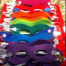 diy super hero masks big hit reading