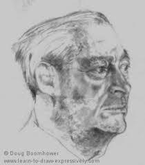 draw lifelike pencil portraits