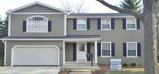Fiber Cement Siding Pros And Cons by James Hardie Fiber Cement Lap Siding U0026 Staggered Edge Shake