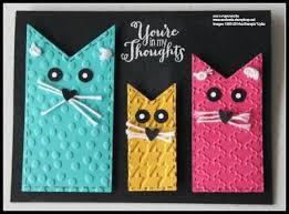 25 unique cat cards ideas on cat birthday cards