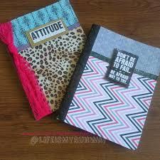 Notebook Cover Decoration Best 25 Notebook Cover Design Ideas On Pinterest Diy Notebook