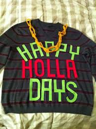 takes ugly sweater to a whole new level haha yes pinterest