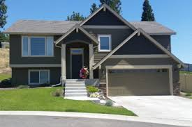split level house style 26 split level craftsman style homes craftsman style split level
