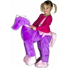 Motorcycle Rider Halloween Costume Purple Horse Rider Toddler Halloween Costume Walmart