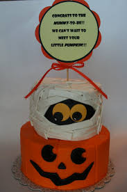 Halloween Halloween Baby Shower Cakes Fantasy And Fine Pastries