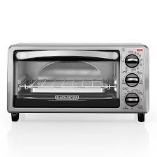 Commercial Sandwich Toaster Oven Amazon Com Black Decker To1313sbd 4 Slice Toaster Oven Includes