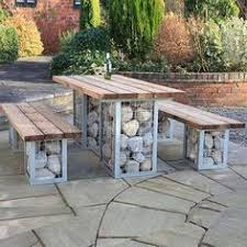 Ideas For Garden Furniture by How To Make Log Benches Logs Backyard And Yards
