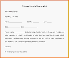 8 doctors notes templates letter template word