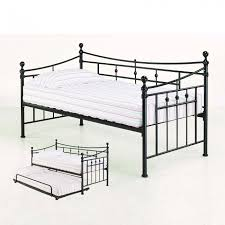 spectacular deals lpd olivia metal daybed u0026 trundle bed free