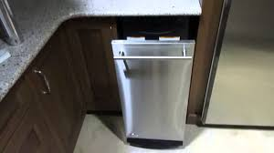 Kitchen Compactor Ge Monogram Zcgs150rss Compactor Stainless Steel Youtube