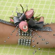 Where To Buy Corsages For Prom Bling Prom Corsage My Work Pinterest Prom Corsage Prom