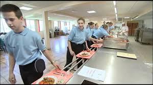 ecoles de cuisine la formation du gendarme adjoint volontaire