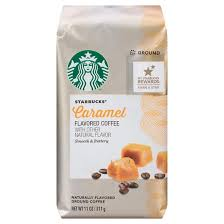 Starbucks Light Roast Starbucks Caramel Ground Coffee 11oz Target